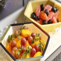 ◆フルーツの盛合わせ