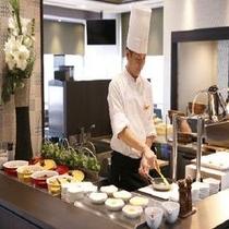 ◆エッグコート オーダーをいただいてから、オムレツ・目玉焼きをお作りいたします