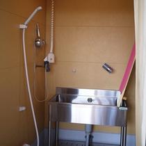 *【ドッグシャワー】大型犬もOKなワンちゃんのお風呂(要予約・有料)