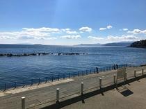 当館より徒歩7分の場所に海の絶景スポット がございます。
