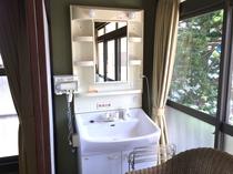 洗面台24畳和室