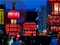毎年行われる「粉河祭り」2013年は7月27・28日