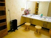 3階大浴場・脱衣室