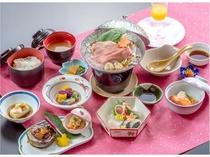 *2016年【秋】スタンダード(料理一例)