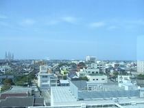 展望広場からの眺め