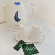 ケトル・お茶
