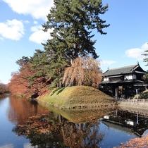 弘前城菊と紅葉祭