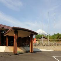 エントランス(富士山)