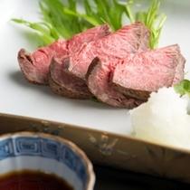 【米沢牛ローストビーフ】