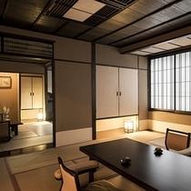 【限定1室の特別室 竜胆〜りんどう〜】
