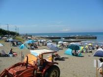 元名海水浴場(鋸南町)
