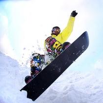 スノーボードイメージ