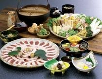 【料理】特選 ぼたん鍋