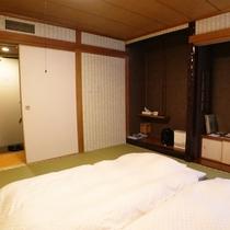 *【和室/一例】やっぱり和室がイイ!という方に人気の和室8畳もございます