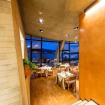 DINING ROOM BY THE BIWAKO