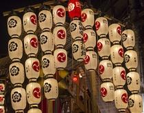 京の夏、祇園祭後祭宵山