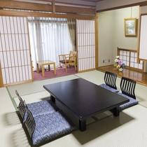 石長松菊園客室一例
