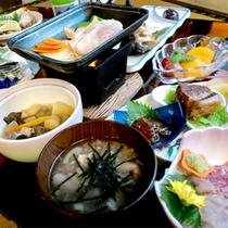 【夕食・春(一例)】