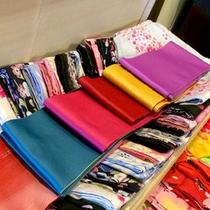 *色とりどりのおしゃれ浴衣♪好きな色を選んで着飾ろう☆