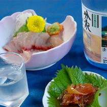【鯉料理(一例)】