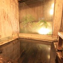 *約140年の歴史を持つ当館で、今も変わらず沸き続けるお湯をお楽しみ下さい。