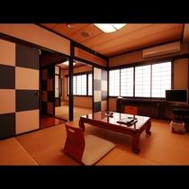 【一般客室】お部屋によって多少雰囲気が変わります