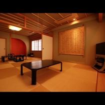 【貴賓室】優雅に温泉旅・・・贅沢な造りをした客室でワンランクアップ