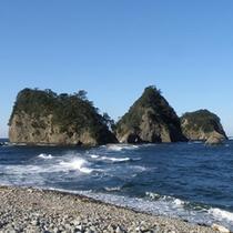 ■三四郎島