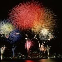 ■伊東の花火大会