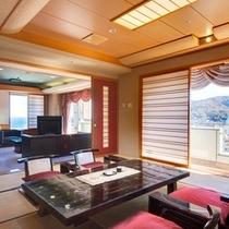 ■新 露天風呂客室のイメージ