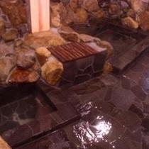 ●岩風呂●