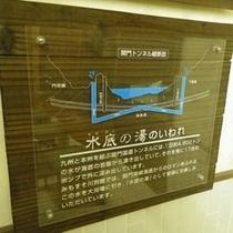 ≪水底の湯≫
