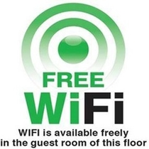 全室WI-FI無料でご利用いただけます
