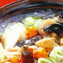 *【あんこう鍋イメージ】茨城の冬の味覚といえばコレ!あんこう鍋に舌鼓。