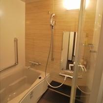 ダブル、ツインのバスルーム