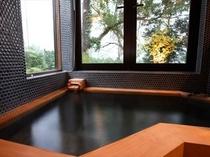 和室タイプ 檜香る内風呂(温泉)
