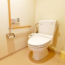 *【客室一例】洗浄機能付きトイレ