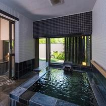 客室専用風呂一例