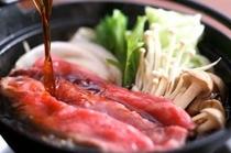 神石牛すき焼き鍋