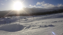 牧場スキー場