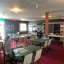 *館内レストラングルーミング/2017年1月リニューアルオープン!