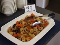野菜炊合せ