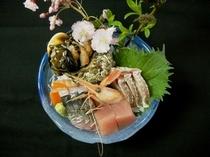 旬魚5種盛り