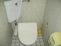 シングルルーム トイレ