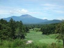 観光 ゴルフコース