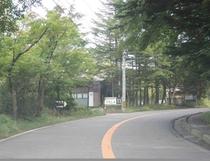 施設 国道146号線1(右折130mで漂鳥庵)