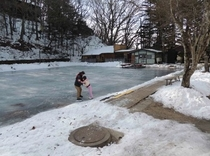 観光 アイススケート