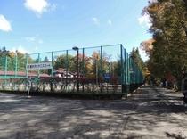 観光 軽井沢会テニスコート