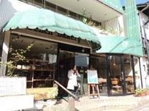 観光 旧軽井沢フランスベーカリー