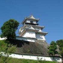 掛川城も徒歩10分でいけます!